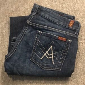 7 for all mankind jeans -30